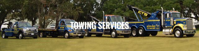 Extra Services Offered By Towing Companies