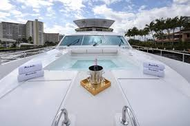 Get the best  and thrilling moments  from the yacht