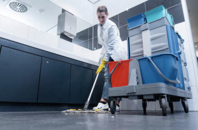 The Best Janitorial Cleaning Company Cincinnati Ohio