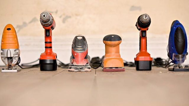 Make The Sanding Of Wood More Efficient By Choosing Best Orbital Sander