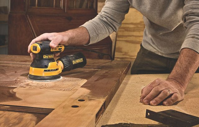 Orbital Sander Vs Sandpaper _ Best Option for Sanding